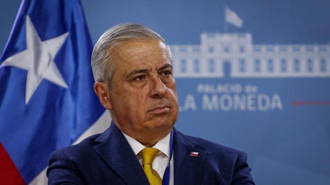 Chili | Démission du Ministre de la Santé (Jaime Mañalich)