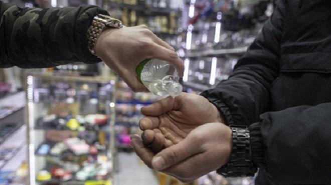Chili | L'utilisation excessive des désinfectants est nuisible à la santé