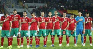 Classement FIFA | Le Maroc conserve sa 43e position