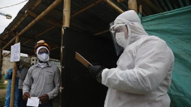 Colombie/ COVID-19 | 1.110 nouveaux cas, 30.493 infections