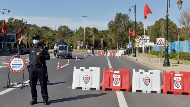 Confinement allégé, état d'urgence sanitaire prolongé au Maroc