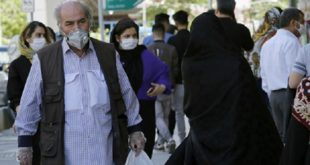 COVID-19   L'Iran recommande le port des masques en public