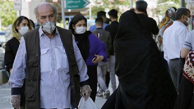 COVID-19 | L'Iran recommande le port des masques en public