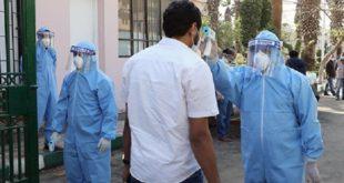 Egypte/ COVID-19 | 1.079 nouveaux cas d'infection, 28.615 au total