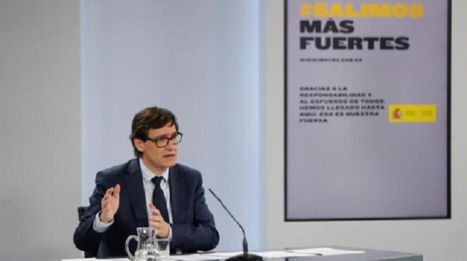 COVID-19 | 52% des Espagnols entameront lundi la 3è phase de déconfinement