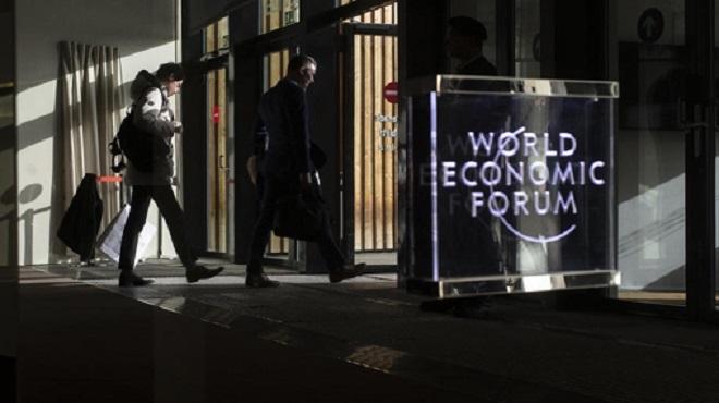 """Davos 2021   Un sommet de """"la Grande Réinitialisation"""" pour un monde Post-Covid"""