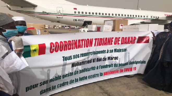Sénégal/ Aide Médicale   Des dignitaires religieux se félicitent de l'Initiative Royale