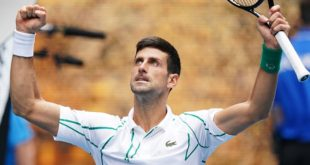 Tennis | Djokovic régale ce week-end à Belgrade