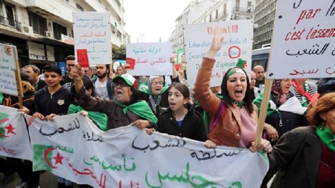 """En qualifiant des députés européens de """"Sionistes Marocains"""", l'APS adopte un discours antisémite"""
