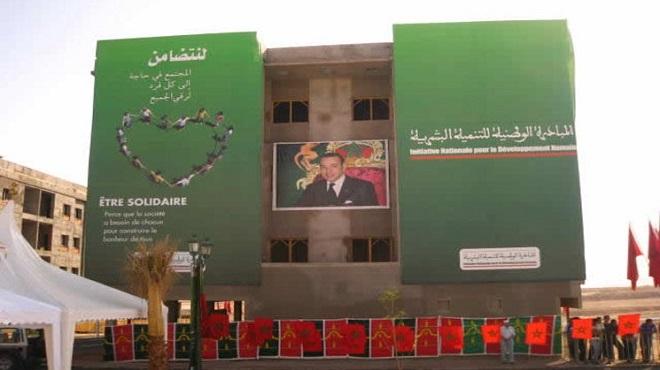 Essaouira | Forte contribution de l'INDH à l'atténuation des effets du COVID-19
