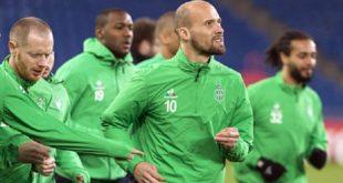 France | 5 cas positifs au covid-19 à l'AS Saint-Etienne, dont 3 joueurs