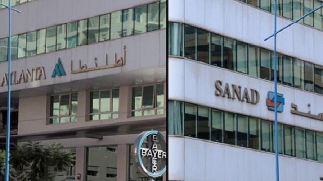 Holmarcom | Fusion entre Sanad et Atlanta Assurances
