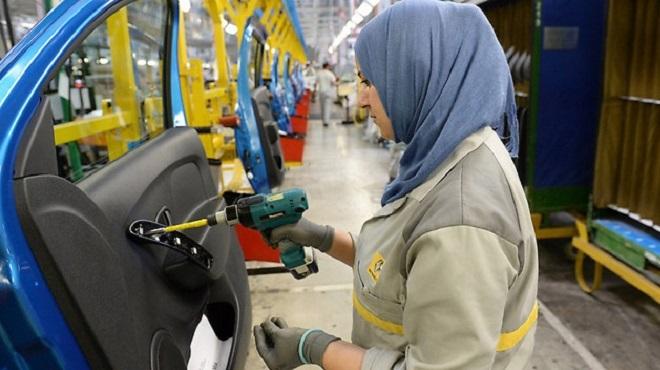 L'industrie automobile au Maroc, un secteur florissant en dépit du ralentissement du commerce mondial