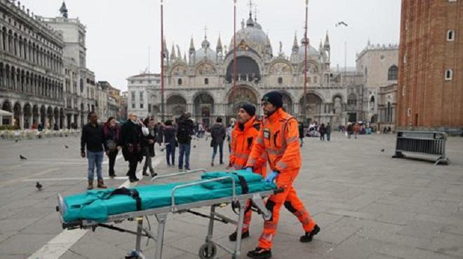 Italie/ COVID-19 | L'armée en renfort près de Naples