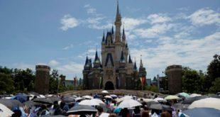 Japon | Tokyo Disney démarrent le 1er juillet