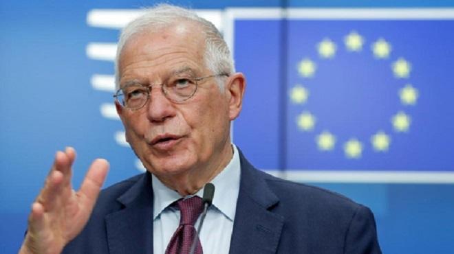 UE   Josep Borrell préoccupé par la situation des droits de l'homme en Algérie