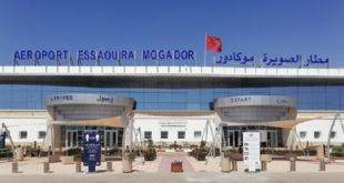 L'Aéroport international d'Essaouira fin prêt pour la reprise