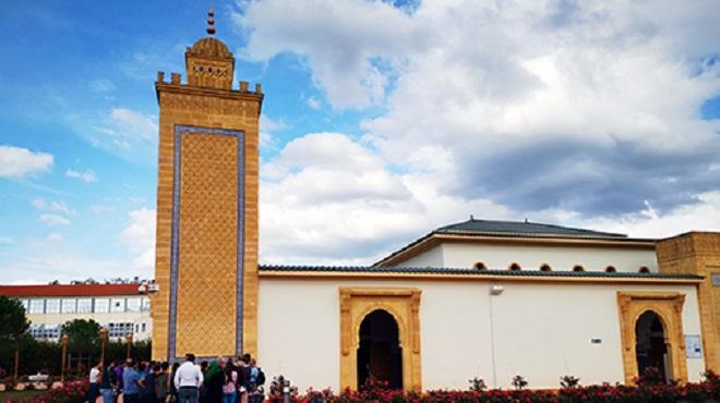 Saint-Étienne | La Grande Mosquée Mohammed VI fin prête pour accueillir fidèles et visiteurs