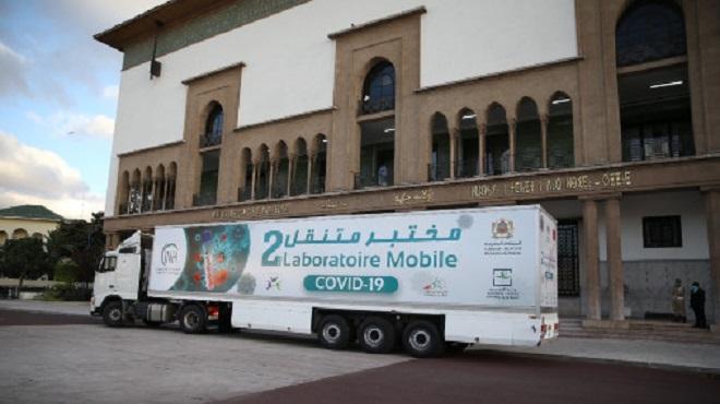 COVID-19/ Dépistage | La région de Casablanca-Settat se dote d'un laboratoire mobile
