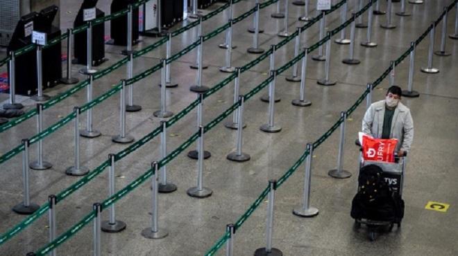 Le Brésil étend de 15 jours l'interdiction d'entrée dans le pays aux étrangers