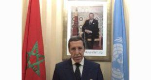 Le Maroc réaffirme le rôle central de l'ONU dans le monde d'aujourd'hui et de demain