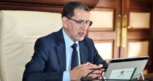 Le dépistage massif des salariés permettra d'accélérer la reprise de l'activité économique (El Otmani )