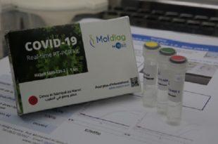 MAScIR/ COVID-19 | Un kit de Diagnostic 100% Marocain