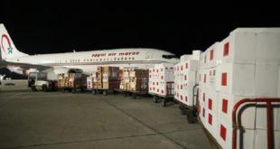 Très hautes instructions royales pour l'envoi d'une aide médicale à plusieurs pays africains