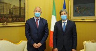 Entretiens maroco-italien sur le renforcement de la coopération parlementaire