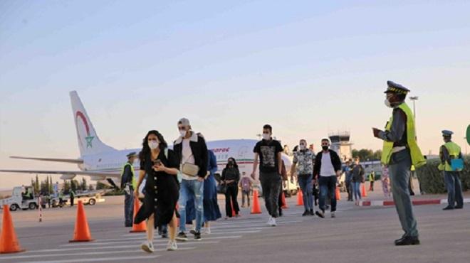 Marocains bloqués à l'étranger | L'opération se poursuit depuis la Turquie