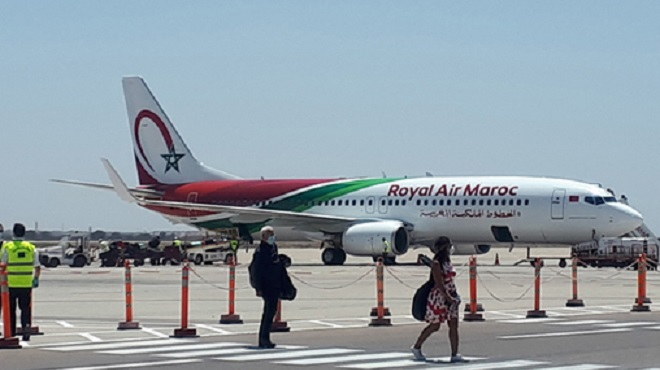 Maroc | Rapatriement de 600 personnes via l'aéroport d'Agadir