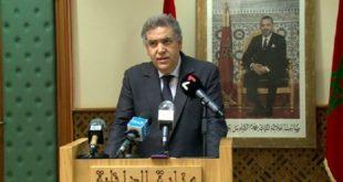 Mise en place d'un hôpital de campagne à Sidi Yahya El Gharb pour recevoir près de 700 cas