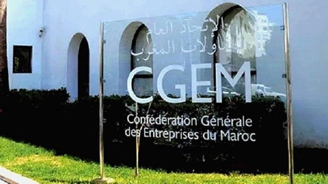 CGEM-GPP   Nouveau mode opératoire pour la relance de l'économie