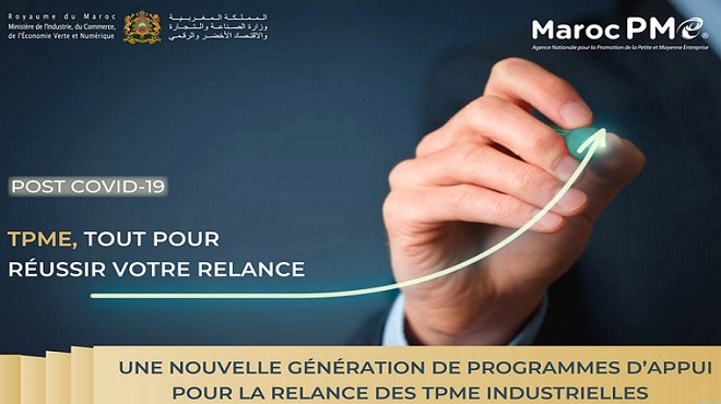 Relance des TPME | Une nouvelle génération de programmes d'appui