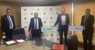 Orange Maroc | Partenariat acté avec l'Association nationale des propriétaires des cafés et restaurants