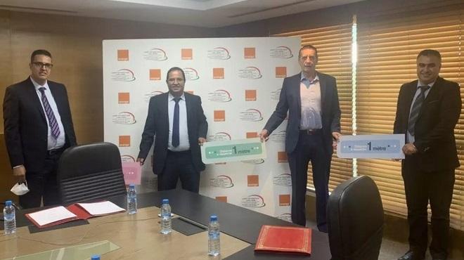 Orange Maroc   Partenariat acté avec l'Association nationale des propriétaires des cafés et restaurants