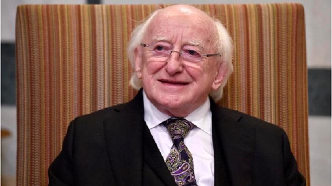 Post-Covid   Le président irlandais appelle à une coopération Afrique-UE