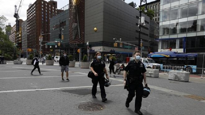 New York | Près de 2.000 manifestants interpellés suite à des actes de violence et de pillage