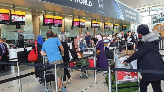 Rapatriement des Marocains bloqués au Royaume Uni
