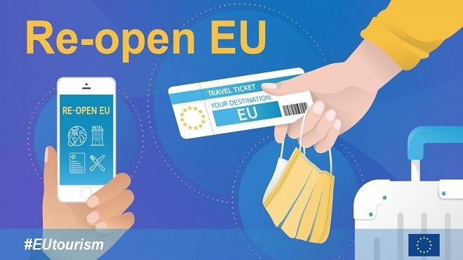 Re-open EU | Une nouvelle plateforme d'informations sur les voyages en Europe