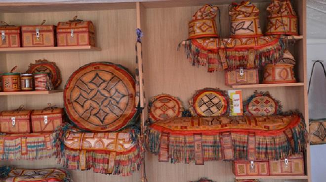 Guelmim | Relance des activités du secteur de l'artisanat