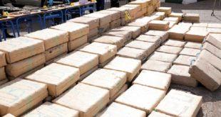 Laâyoune | Saisie d'environ 5,8 tonnes de chira (DGSN)