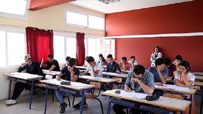 Taounate | Plus de 5.900 candidats aux épreuves du bac