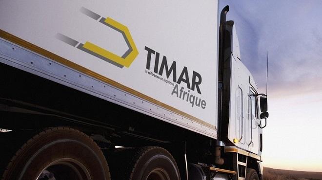 Timar | Baisse du CA consolidé au T1-2020