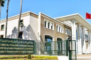 Ministère des Affaires Étrangères,Prix Hassan II