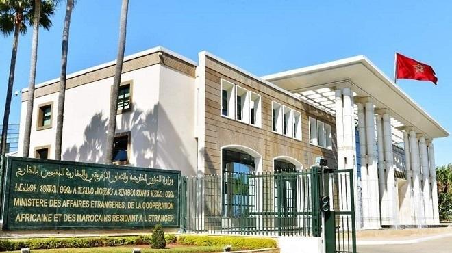 """Affaires étrangères   Un """"Bureau d'ordre numérique"""" pour les MRE"""