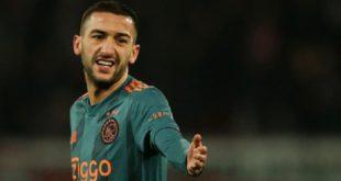Hakim Ziyech ne disputera pas la Ligue des champions avec Chelsea
