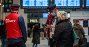 COVID-19   Les pertes de la SNCF estimées à quatre milliards d'euros