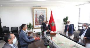 Signature à Rabat d'un accord de partenariat pour la protection des salariés dans les lieux de travail