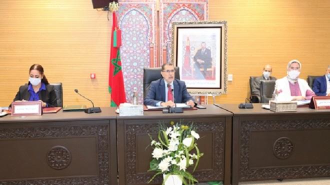 Rabat | 8ème réunion de la Commission ministérielle chargée des MRE et des Affaires de la Migration